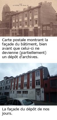 Rue Wiertz, La Hesby